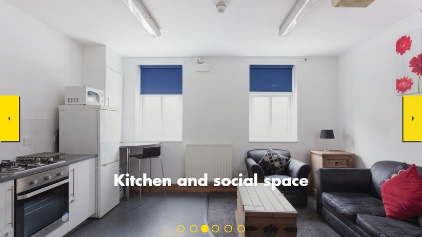 Alexander Fleming Hall kitchen and social space 3.jpg